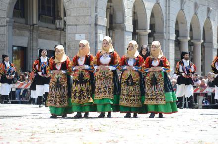 Cagliari festa di S Efisio 1