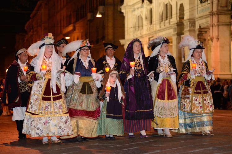 Cagliari festa S Efisio 5